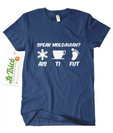 Speak moldavian?